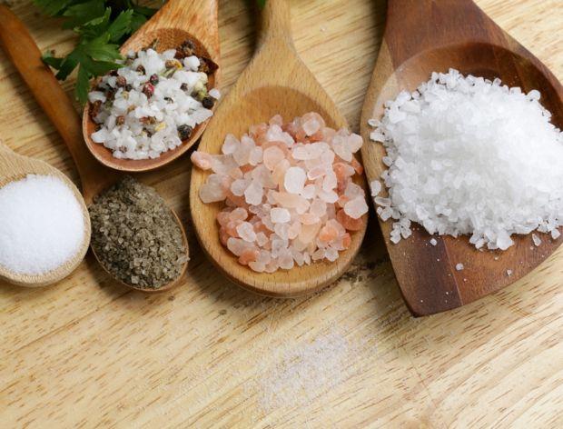Sól w kolorach tęczy