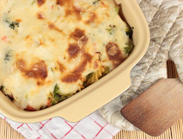 Sos beszamelowy do lasagne