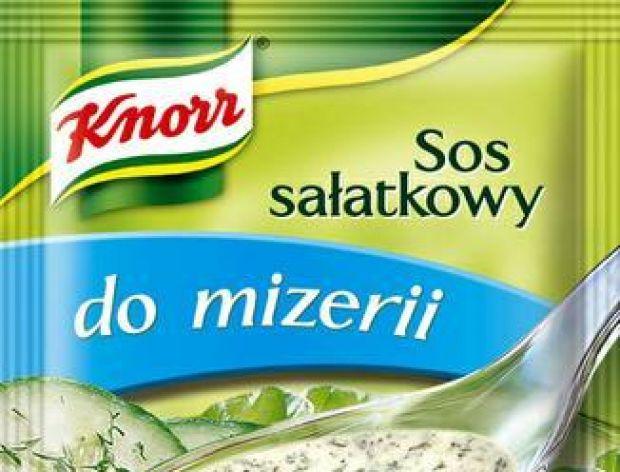 Sos do mizerii Knorr