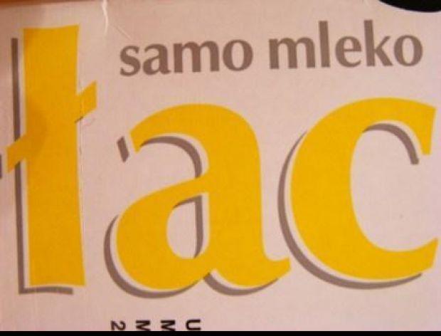 sposób na mleko