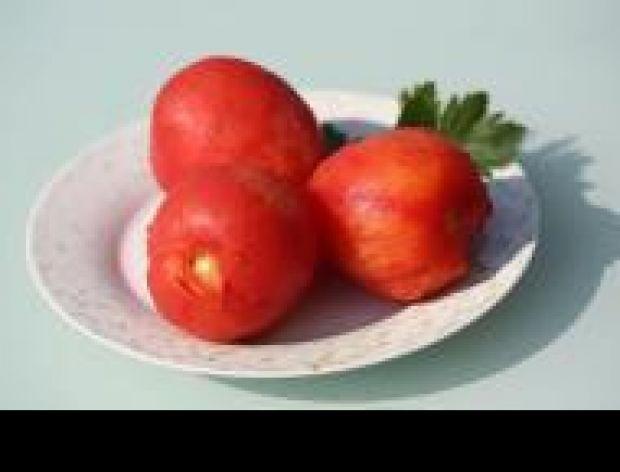 Sposób na skórkę z pomidora