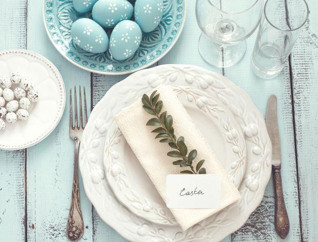 Ozdoby wielkanocne z makaronu - jak je zrobić?