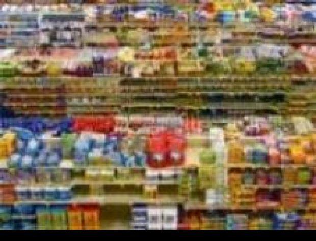 Supermarket Tesco w kościele?