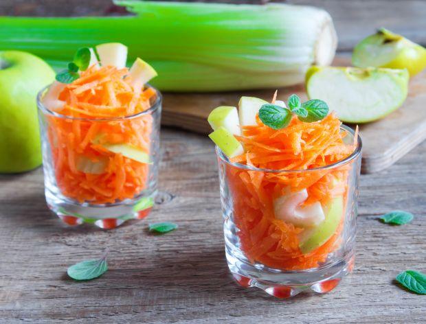 Jak zrobić surówkę z marchewki?