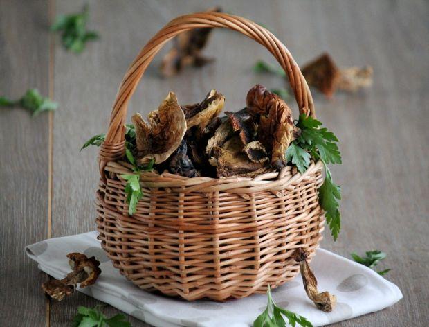 Suszenie grzybów