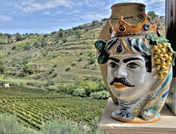 Sycylia - kraina wina