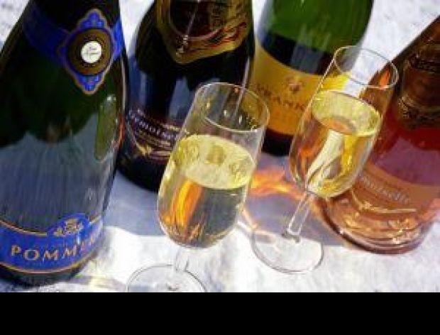 Sylwestrowa gorączka szampańska
