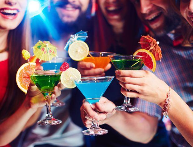 Drinki na karnawał