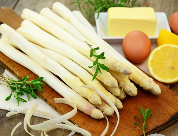Jak przygotować szparagi ze słoika?