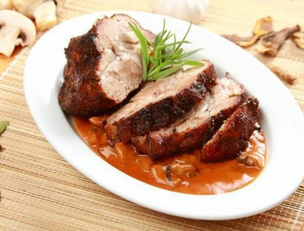Sztuka pieczenia mięsa