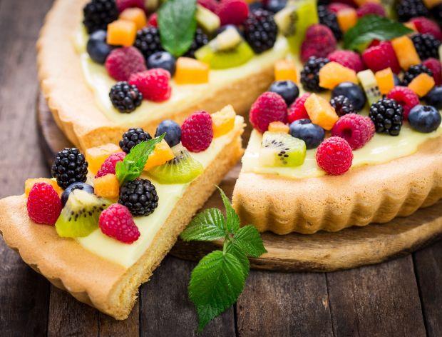Wyśmienita tarta na słodko - jak ją zrobić?