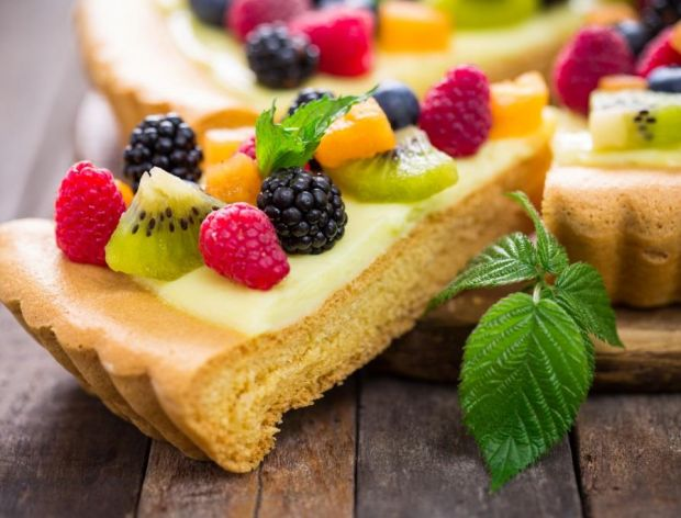 Regulamin konkursu - Moje wakacyjne ciasto z owocami