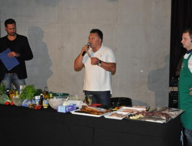 Teraz pstrąg – inauguracja akcji promocji pstrąga