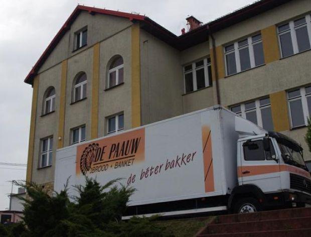 Tir produktów Podravki dla szkoły w Ciężkowicach!