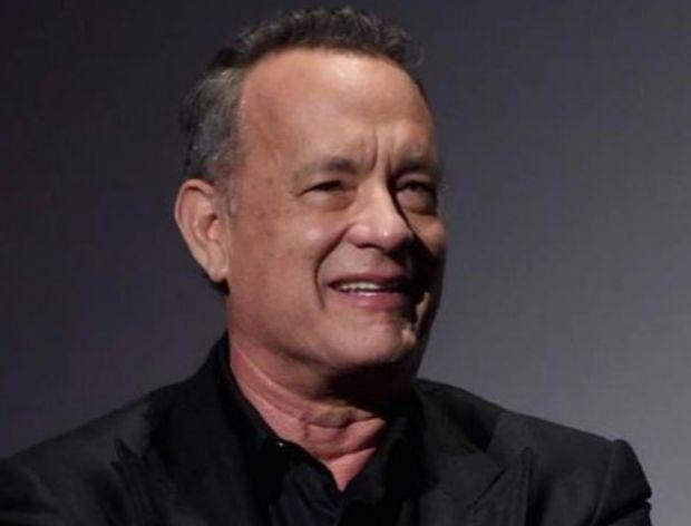 Tom Hanks i jego prezent dla dziennikarzy w Białym Domu
