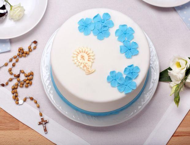 Tort na komunię - 50 przepisów