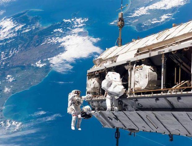 Trzygwiazdkowy kucharz w kosmosie!