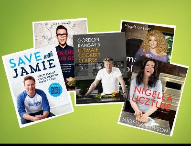 Wgryzamy się w książki kulinarnych celebrytów!