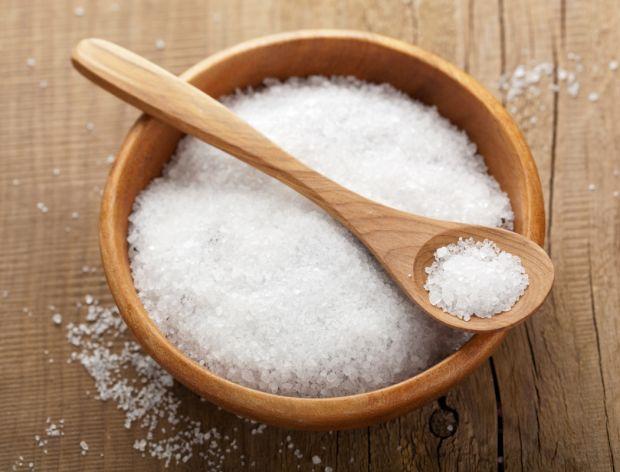 Użyteczna sól kuchenna