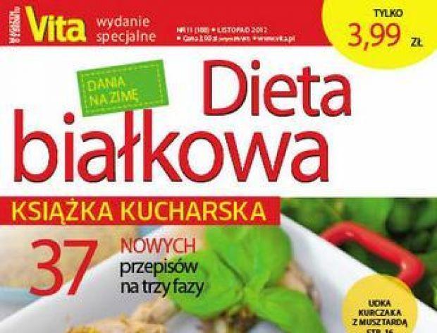 Vita poleca: Dieta białkowa