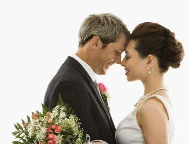 W uroczystym dniu zaślubin