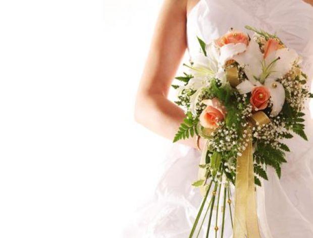 W uroczystym dniu zaślubin życzymy