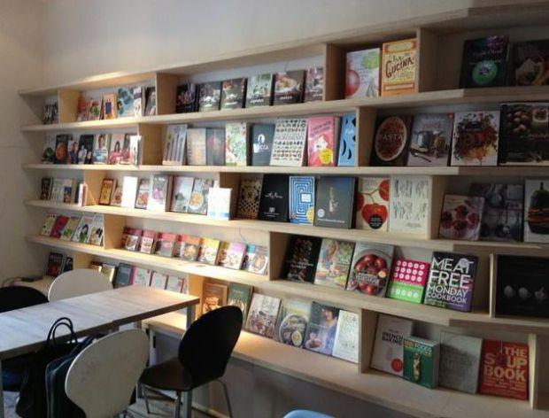 W Warszawie otworzyła się księgarnia kulinarna