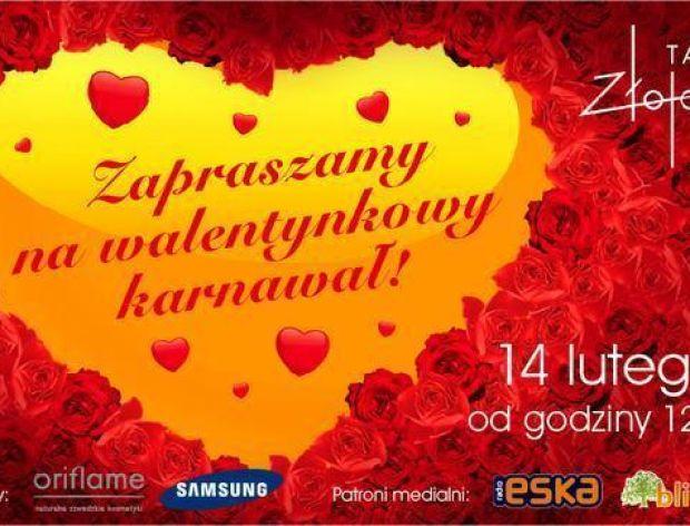 Walentynki w Złotych Tarasach