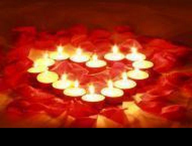 Walentynkowe słodkie wyznania