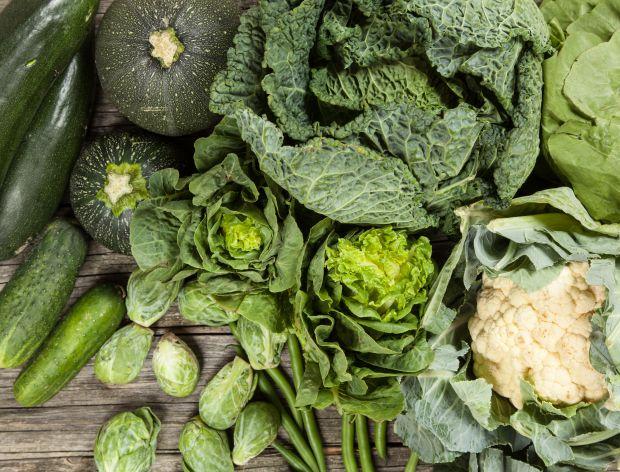 Pomysły na dania z zielonymi warzywami