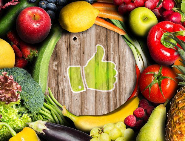 Jak jeść 5 porcji warzyw i owoców?