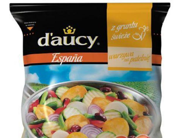 Warzywa na patelnię Espana d'aucy