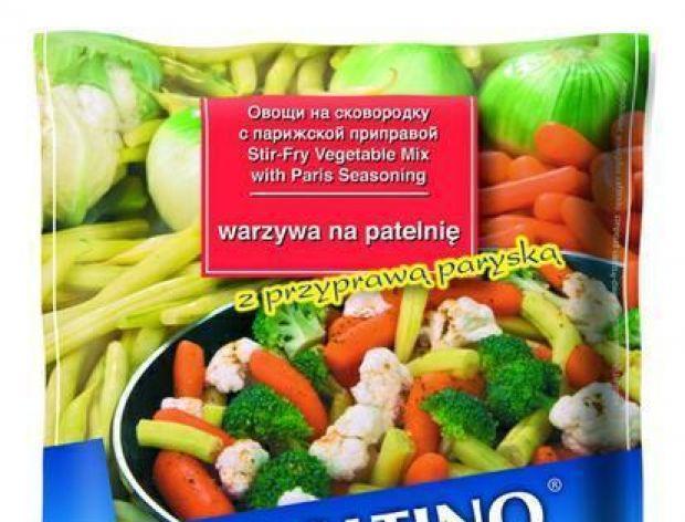 Warzywa na patelnię po parysku