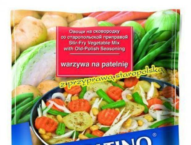 Warzywa na patelnię po staropolsku