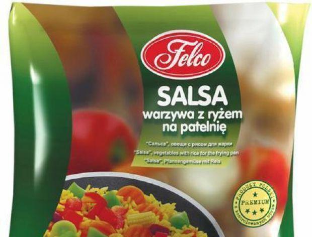 Warzywa na patelnię Salsa