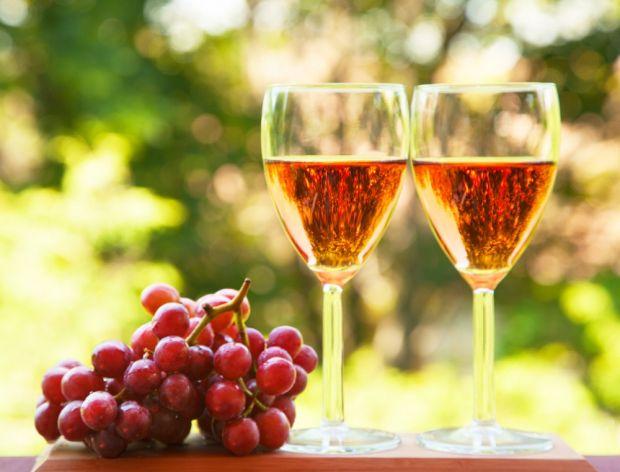 Pozytywnie nastrajające wino