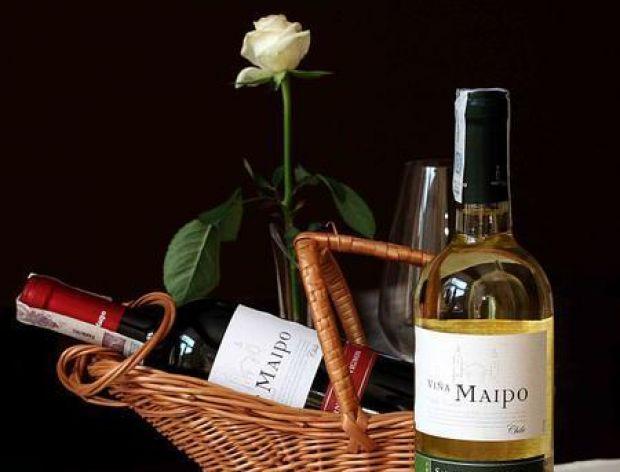 Wino z Chile na jesień