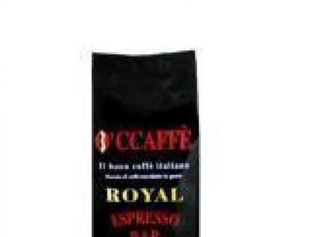 Włoska kawa Royal Espresso na karnawał