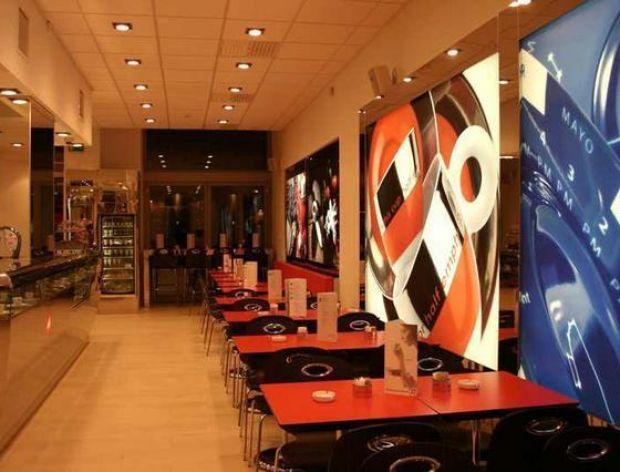 Włoska kawiarnia w centrum Warszawy