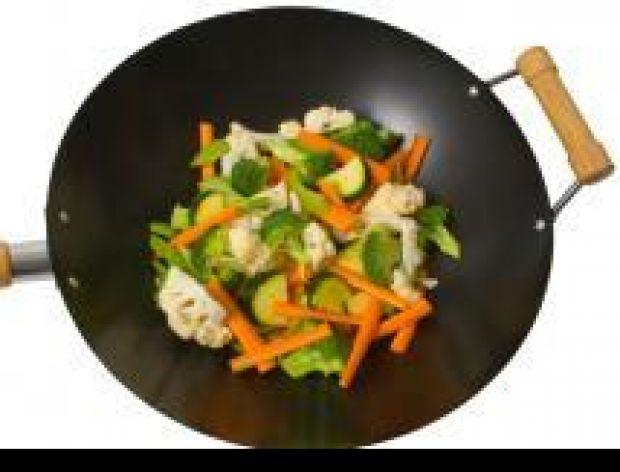 Wok - chińskie naczynia