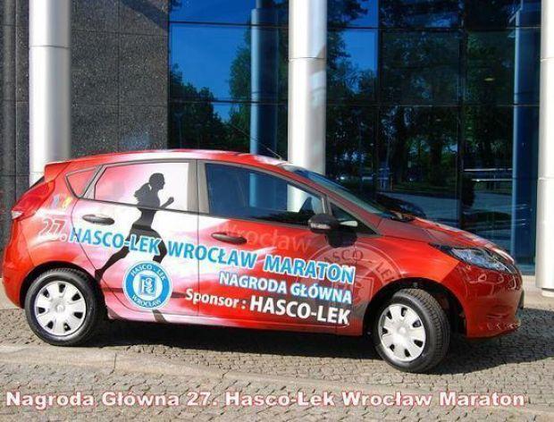 Wrocławski maraton z Hasco-Lek