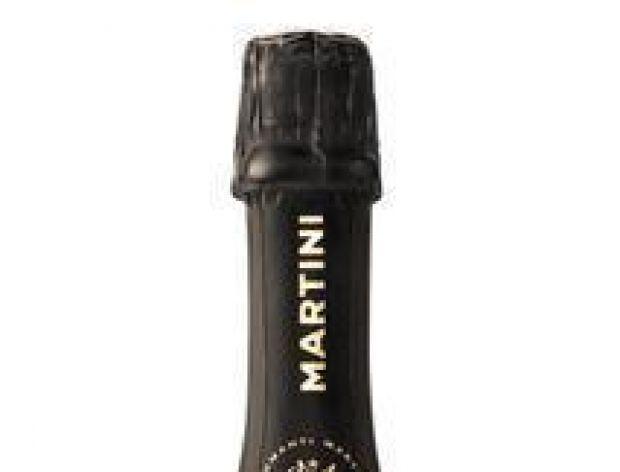 Wytrawne wino musujące Martini