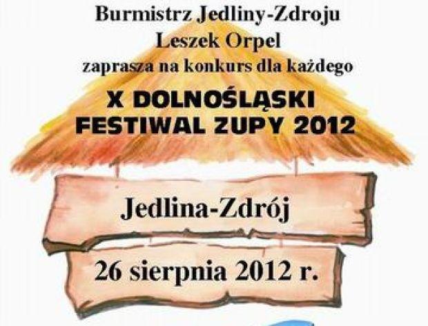 X Dolnośląski Festiwal Zupy