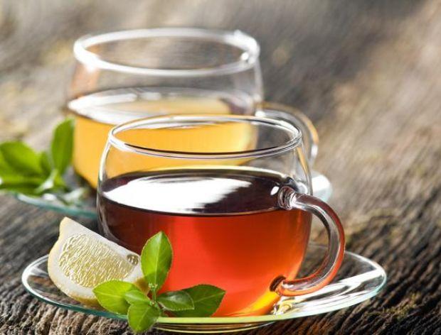 Zalety czerwonej herbaty