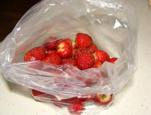 Zamrażanie owoców