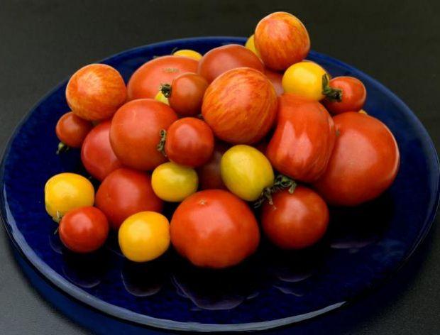 Zanim skosztujesz plasterek pomidora