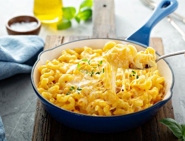 Zapiekanka mac and cheese