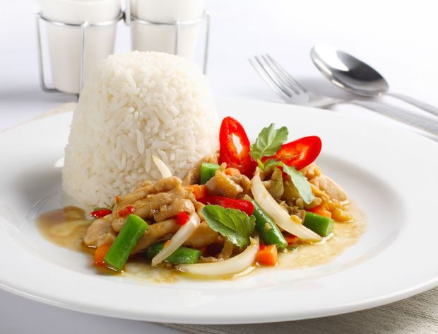 Zapomniane tradycyjne gotowanie ryżu