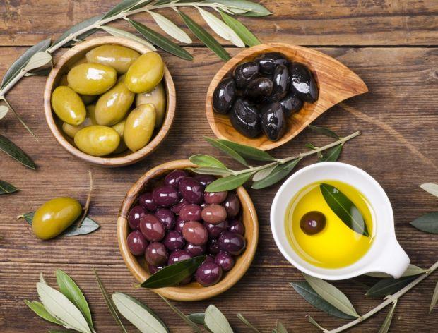 Dlaczego warto jeść oliwki?