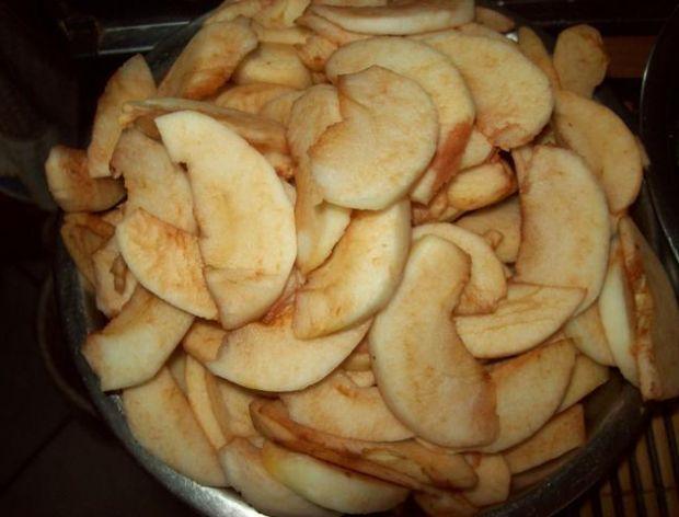 Żeby jabłka nie ciemniały